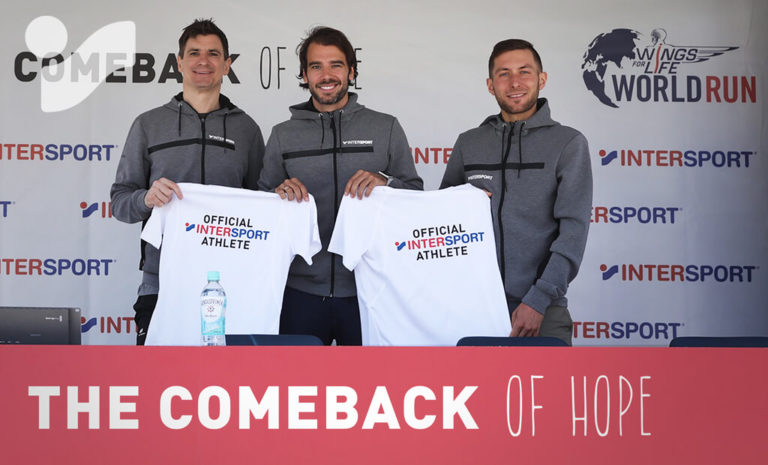 Wings fpr Life World Run - The Comeback of Hope